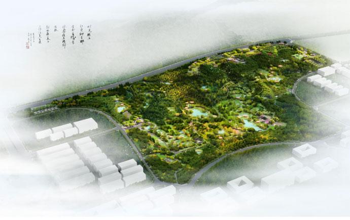 信阳羊山森林植物园