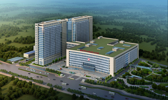 信阳市中心医院羊山分院