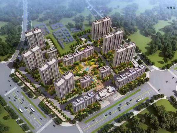 罗山熙悦府项目售楼部及样板间装修工程招标公告
